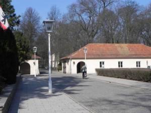Bundesakademie für Sicherheitspolitik, Schloss Schönhausen