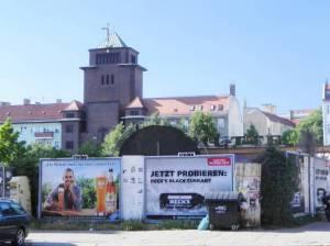 St. Augustinus Kirche (2011) St. Augustinus Kirche, Prenzlauer Berg
