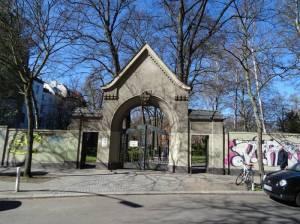 Friedhof an der Stubenrauchstraße (2016) III. Städtischer Friedhof Stubenrauchstraße, Künstlerfriedhof Friedenau