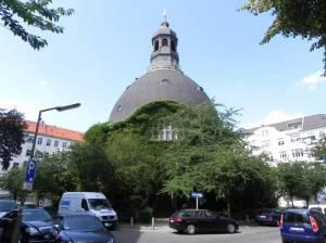 Königin-Luise-Gedächtniskirche, Berlin-Schöneberg