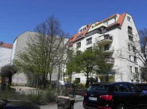 Spielplatz, Berlin-Friedenau
