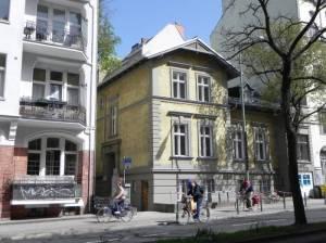 Kautsky-Haus (2011) Luise und Karl Kautsky - Haus, Die Falken