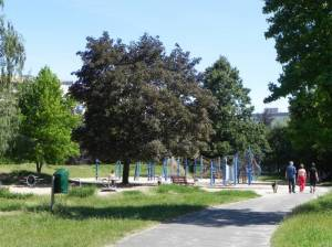 In Marienfelde, Maximilian-Kaller-Straße 2011 Nord-Süd-Weg, 20 Grüne Hauptwege, Weg 5 – Von Lichtenrade bis Buch
