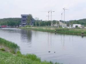 Schiffshebewerk Niederfinow (2011) Schiffshebewerk Niederfinow, Oder-Havel-Kanal