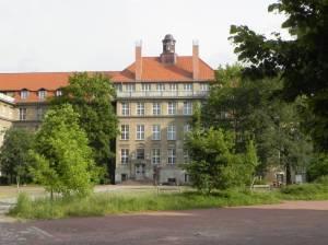 Lily-Braun-Oberschule (2011) Lily-Braun-Oberschule, Berlin-Spandau