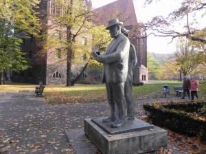 Heinrich Zille (2011) Heinrich Zille, Berlin-Mitte, Köllnischer Park, Märkisches Museum, Bärenzwinger