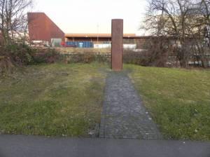 Mahnmal Chris Gueffroy (2011) Chris Gueffroy, Berlin-Baumschulenweg, Britzer Verbindungskanal