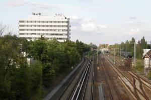 Bundesanstalt für Materialprüfung, Berlin-Lichterfelde