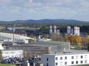 Müggelberge, Berlin-Köpenick, Köpenicker Forst, Müggelturm