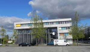 Hannah-Arendt-Gymnasium  (2011) Hannah-Arendt-Gymnasium, Gartenstadt Rudow