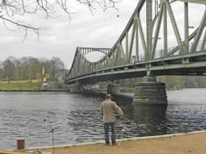 Potsdamer Havel, Glienicker Brücke (2014) Havel, Potsdam, Jungfernsee, Tiefer See, Alte Fahrt, Neue Fahrt, Templiner See