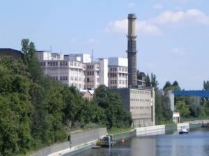 Ehemalige Schokoladenfabrik Sarotti (2011) Sarotti-Schokoladenfabrik, Berlin-Tempelhof