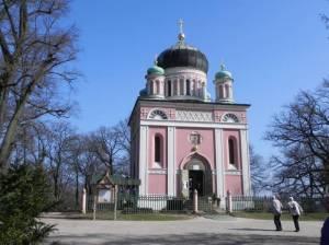 Alexander-Newski-Gedächtniskirche (2012) Alexander-Newski-Gedächtniskirche, Russisch-Orthodoxe Kirche