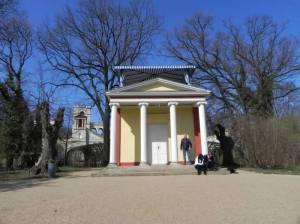 Pomonatempel (2012) Pomonatempel, Potsdam-Pfingstberg, Schinkels Erstlingswerk