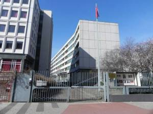 Nordkoreanische Botschaft (2012) Nordkorea,