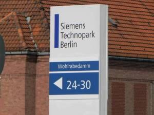 Siemens Technopark (2012) Siemens Technopark, Berlin-Siemensstadt,