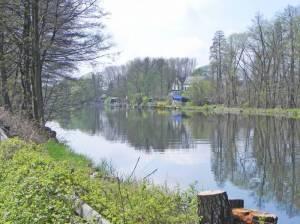 Zum Weißen Schwan, Oder-Havel-Kanal