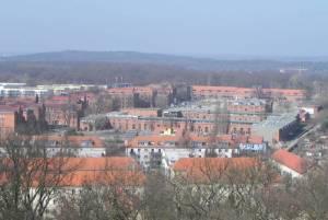 Rote Kaserne (2012) Rote Kaserne, Potsdam (Nauener Vorstadt),