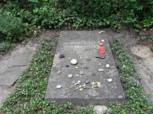 Ehrengrab Joachim Ringelnatz (2011) Joachim Ringelnatz, Friedhof Heerstraße