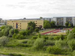 Hasenpfuhl (2012) Hasenpfuhl, Berlin Hellersdorf, Jelena-Šantić-Friedenspark, Wuhletal, Rohrbruchpark