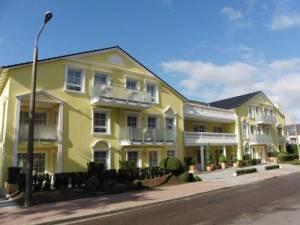 Hotel Arkona Strandresidenzen, Proraer Straße 11, 18609 Binz