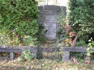 Friedhof Eisackstraße (2012) Friedhof Eisackstraße, Berlin-Schöneberg, Rudolph Wilde, Friedrich Wegehaupt