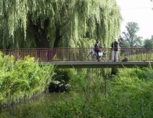 Erpebrücke KGA Erpetal,