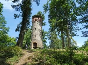 Askanierturm (2018) Askanierturm, Eichhorst, Werbellinkanal, Werbellinsee