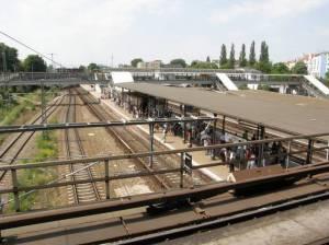 S-Bahnhof Ostkreuz (2008) Ostkreuz 2008,