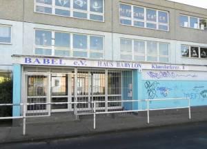 Haus Babylon (2012) Babylon, Berlin-Hellersdorf, Haus für Interkulturelle Zusammenarbeit