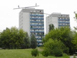 Balance, Berlin-Hellersdorf, Landschaftspark Wuhletal