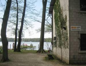 Wasserrettungsstation ASB Schmöckwitz (2010) Wasserrettungsstation, Seddinsee