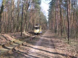 Woltersdorfer Straßenbahn, Woltersdorf, Schleuse, Liebesquelle, Kranichberg