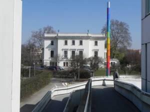 Villa von der Heydt (2012) Villa von der Heydt, Berlin-Tiergarten, Landwehrkanal, Bauhaus Archiv, Clandrelli-Anlage