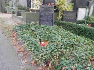 Symbolisches Grab für die Opfer des 20. Juli 1944 (2012) Opfer des 20. Juli 1944, Alter St. Matthäus Kirchhof