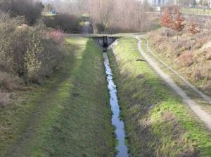 Hellersdorfer Graben (2012) Hellersdorfer Graben, Kurt-Julius-Goldstein-Park, Regine-Hildebrandt-Park
