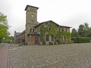 Museum Neukölln, Gutshof Britz. Schloss Britz