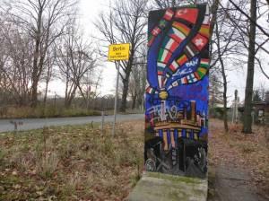 Berliner Mauer, Lilienthal-Gedenkstätte, Osdorfer Wäldchen, Gut Osdorf