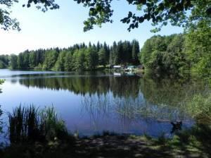 66-Seen-Wanderweg, von Wandlitz nach Biesenthal, Seen, Wälder und eine eiszeitliche Schlucht