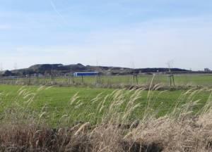 Mülldeponie Großziethen, Schönefeld, Mauerweg, Park am Vogelwäldchen