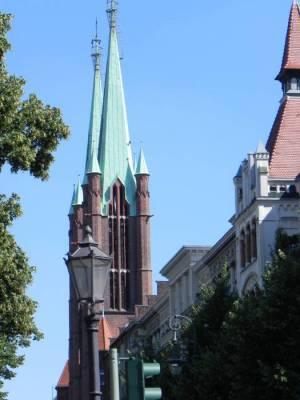 Segenskirche (2013) Segenskirche, Berlin-Prenzlauer Berg,