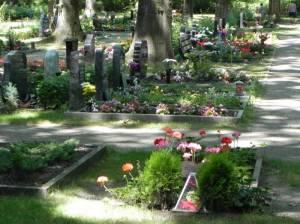 Parkfriedhof Marzahn (2013) Parkfriedhof Marzahn, Kriegsgräber, Sowjetisches Ehrenmal,  Zwangsarbeiterdenkmal