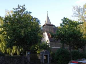 St. Annen-Kirche (2013) St. Annen-Kirche, Dahlem, Friedhof Dahlem, Domäne Dahlem