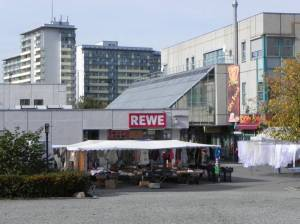 Cecilienpassagen (2013) Cecilienpassagen, Berlin-Hellersdorf, Cecilienplatz