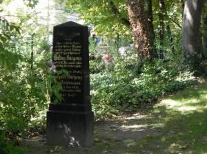 Friedhof Mattäuskirche (2013) Friedhof Mattäuskirche, Berlin-Steglitz, Matthäuskirche