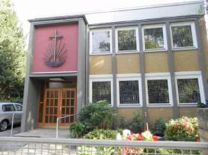 Neuapostolische Kirche (2013) Neuapostolische Kirche, Berlin-Schmargendorf,