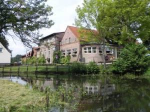 Quaasspree, Gasthaus und Brauerei Zum Grünen Strand der Spree (2013) Quaasspree, Schlepzig, Kahnhafen, Zum Grünen Strand der Spree