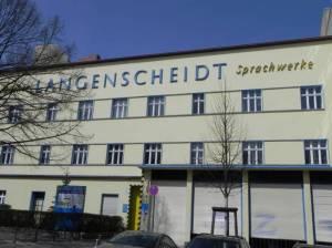 Langenscheidt-Verlag, Berlin-Schöneberg,