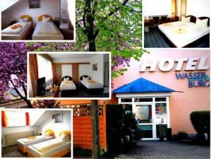 Hotel Wasserburg, Wasserburger Landstr. 145, 81827 Munich