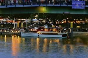 Hotelschiff Nedeva Bremen, Schlachte, Anleger 3B, 28195 Bremen
